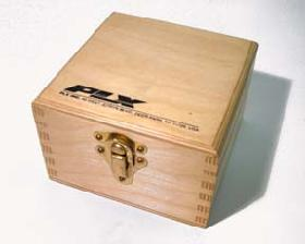 Lock Corner Box wood